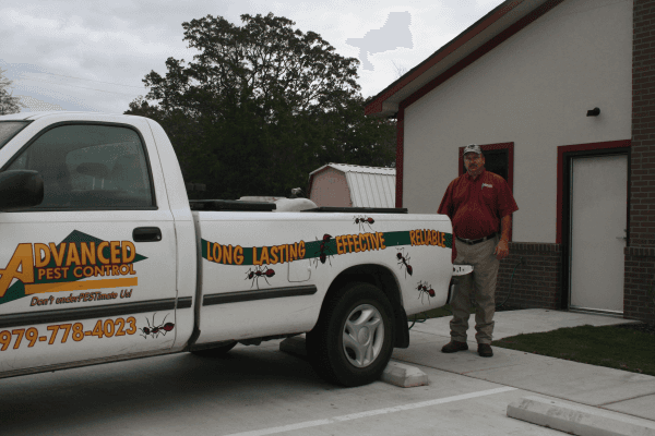 Pest Control Bryan & College Station, TX
