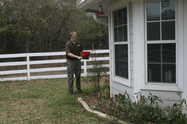 Lawn Care in Bryan & College Station, TX