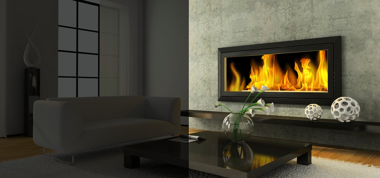 Electric Fireplaces By House Of Fireplaces Portadown