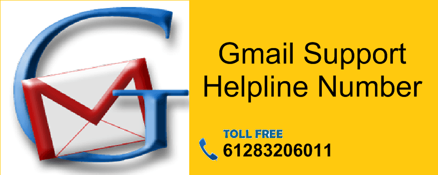 Gmail Support Helpline Number
