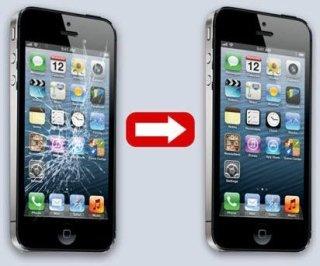 riparazione display iphone
