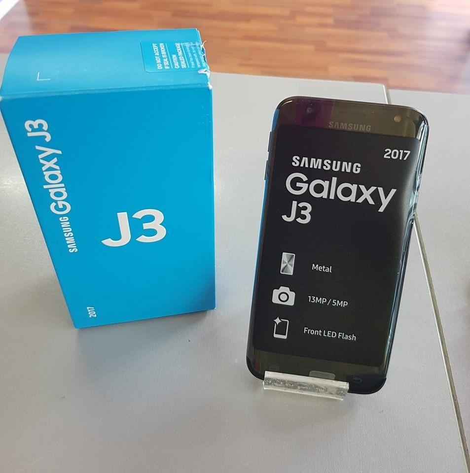 Galaxy j3 2017 16 giga Italia! Accettiamo il tuo vecchio cellulare in permuta
