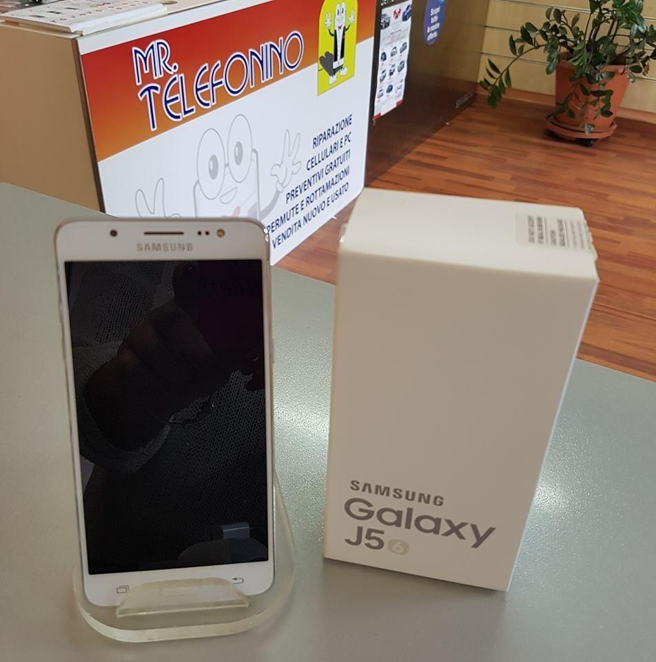 Samsung Galaxy j5 2016 nuovo € 199