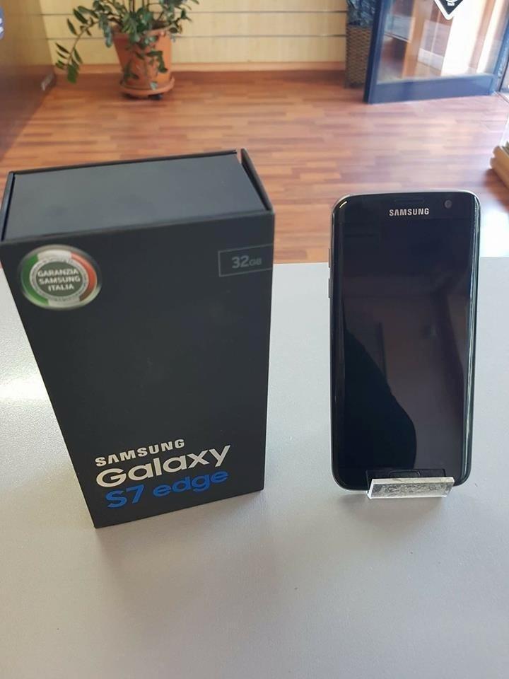 Galaxy s7 edge 32 giga € 389 garanzia italia