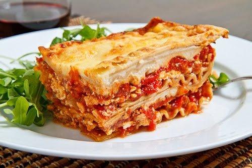 Delicious Lasagna