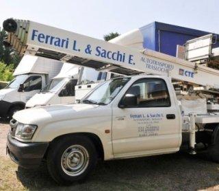 traslochi trasporto mobili, trasporto merci