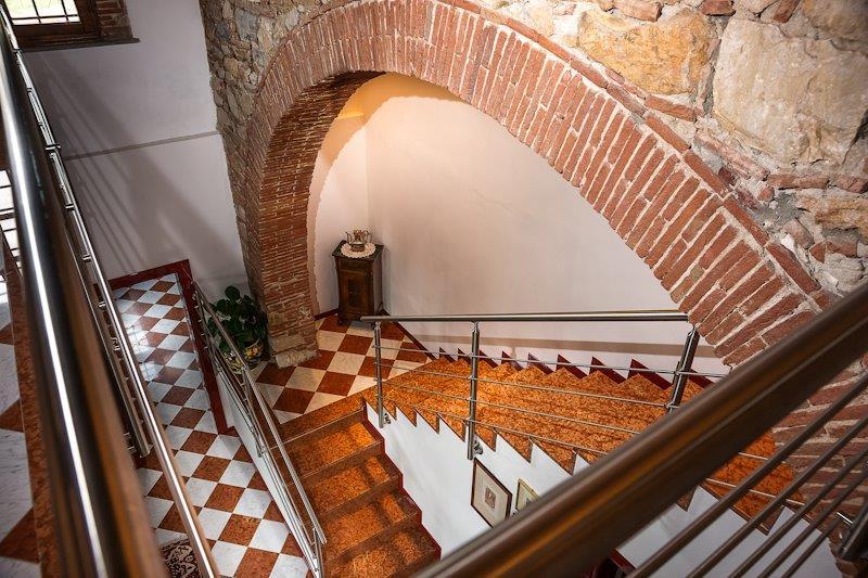Scale in marmo Verona