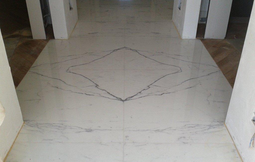 Pavimentazioni in marmo Verona