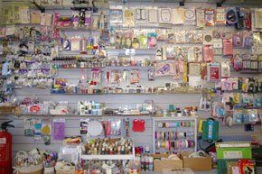 Craft shop - Rotherham, South Yorkshire - Craft Corner & The Bears Den - Pens