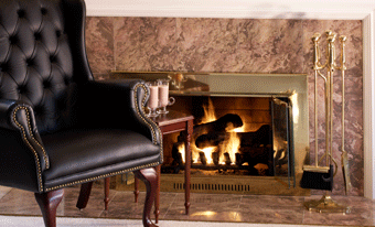 electrical fire place