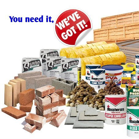 construction building supplies