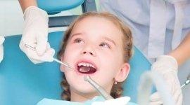 odontoiatria per bambini