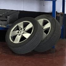 exact set of tyres