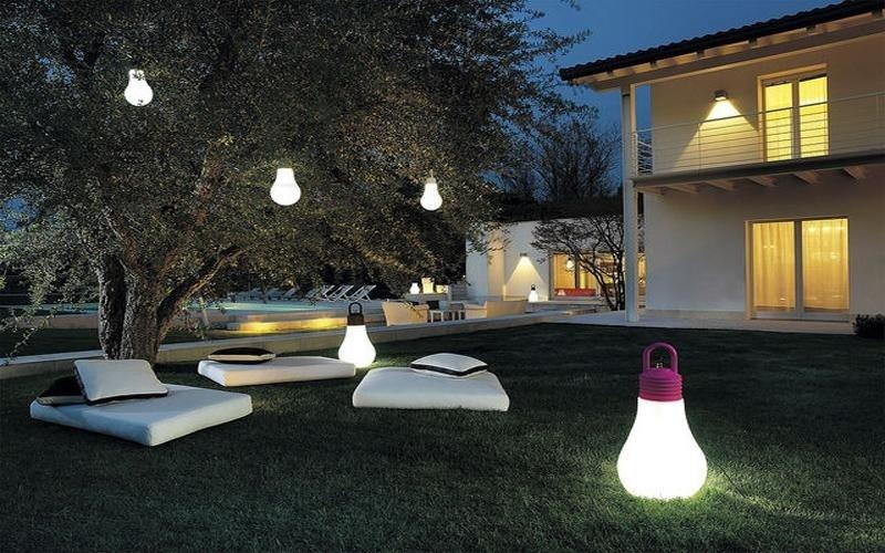 Illuminazione giardino melpignano