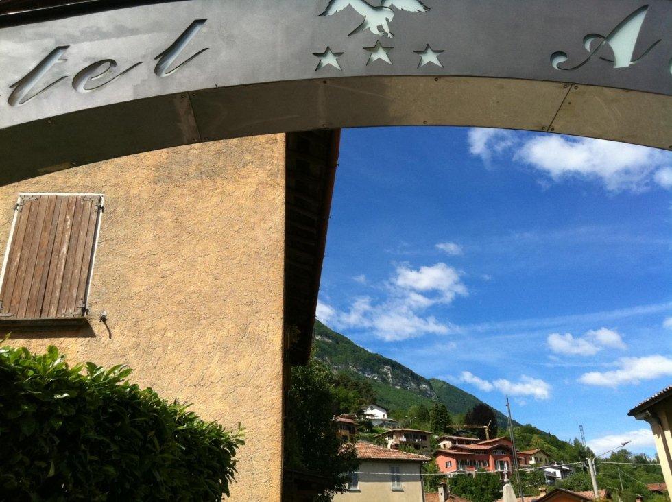 Hotel Adelr - Croce di Menaggio (CO)