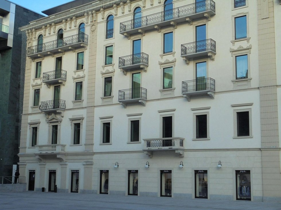 Imm. Mantegazza & Garzoni Sa - Hotel Palace Lugano