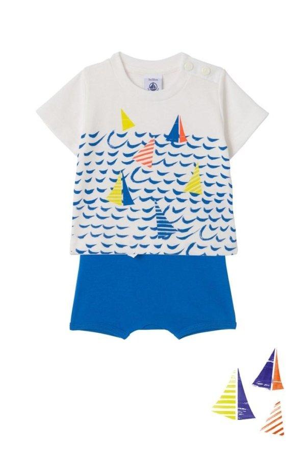 coordinati bebè maschio petit bateau