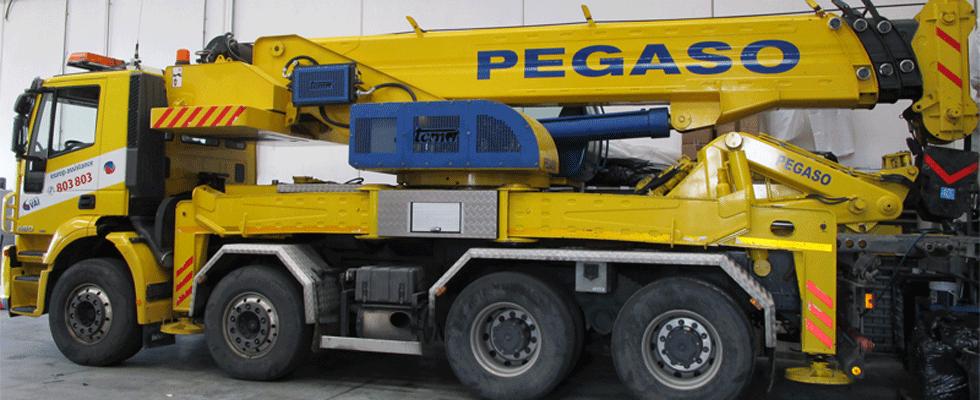 soccorso stradale pesante camion