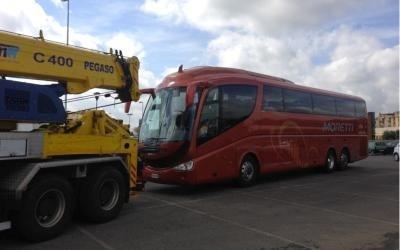 soccorso autobus firenze