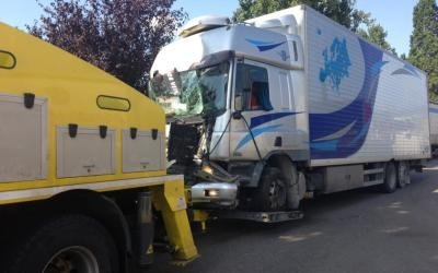 recupero camion in avaria firenze