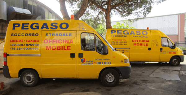 soccorso stradale officina mobile firenze