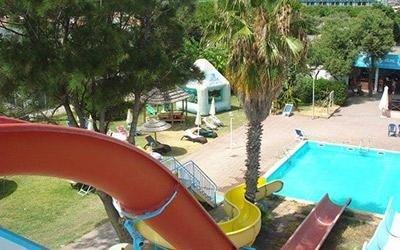 Giochi d'acqua Giardini Naxos
