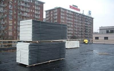 coibentazione tetti