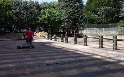 ricostruzione nuova pavimentazione