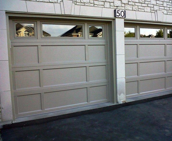 Recessed Garage Door Thermacore Doors Ankmar Denver