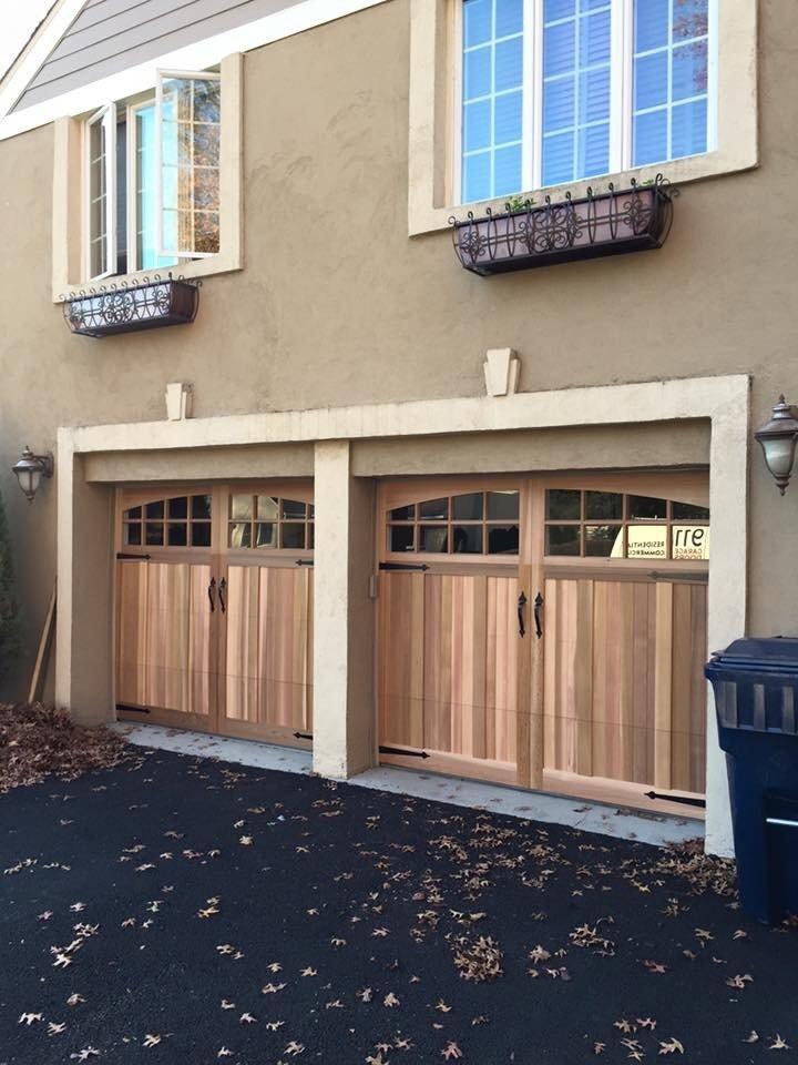 Garage door repair westchester mahopac ny for 18 x 8 garage door screen
