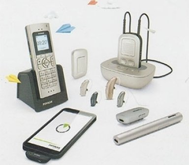 phonak wireless