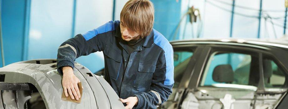 vehicle body repairs