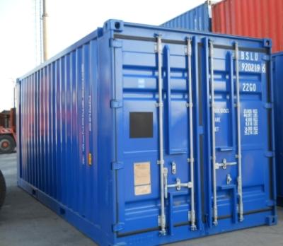 container per offshore certificato EN12079-DNV2.1-1