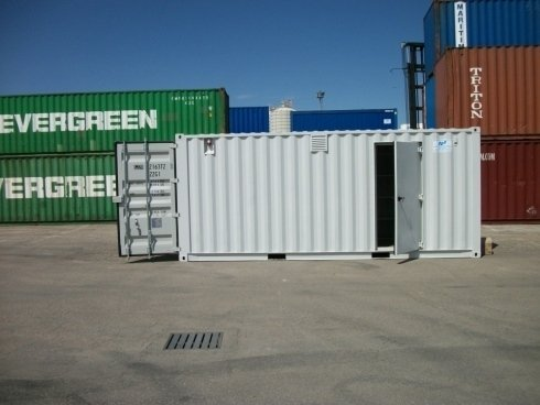 attrezzature portuali