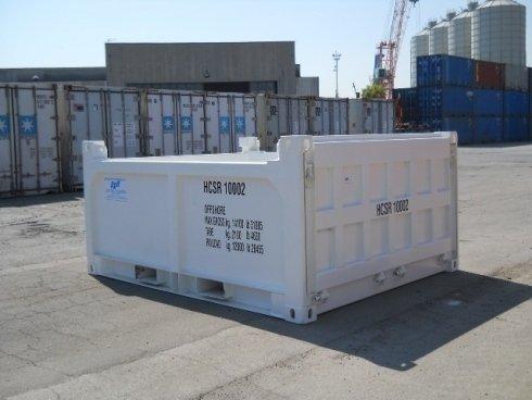 container impianto elettrico