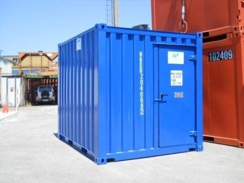 half container