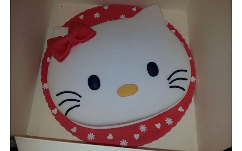 torta design Hello Kitty