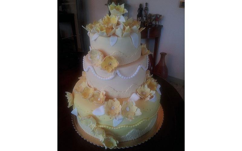 torta design fiori