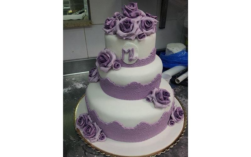 torta design rose