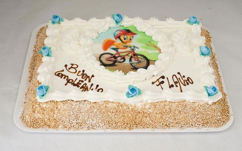 Preferenza Torte per feste di compleanno - Roma - Laboratorio di pasticceria  SQ93