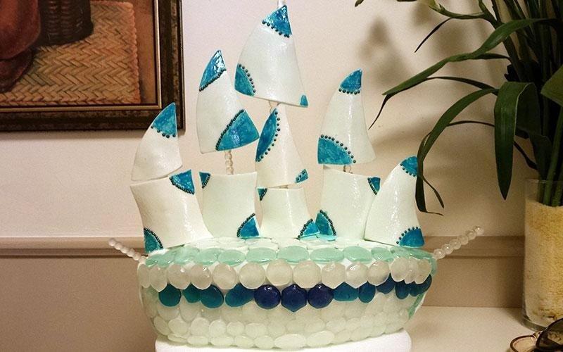 torta design nave