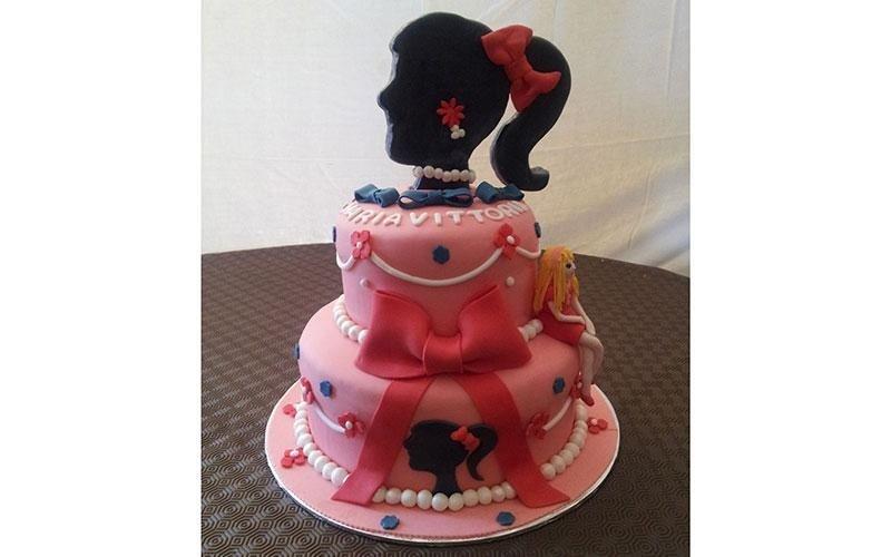 torta design moda