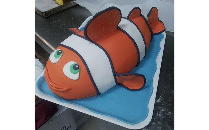 torta design Nemo