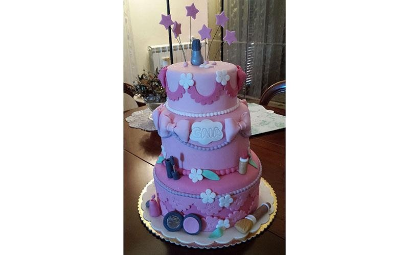 torta bambine design