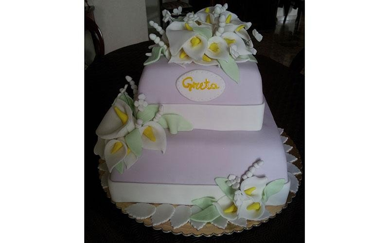 cake design comunione