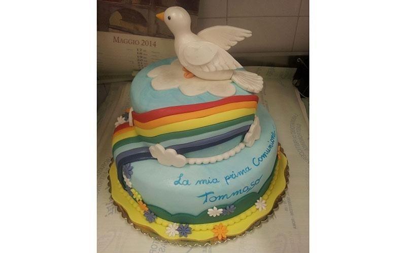 torta design comunione