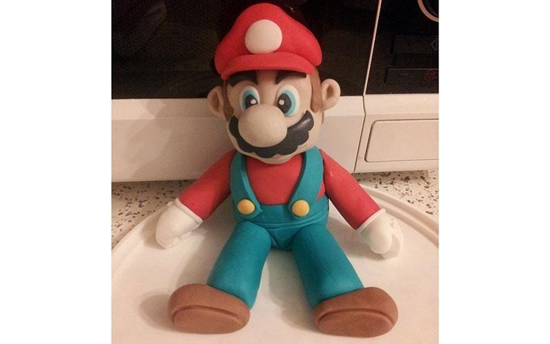 torta design Super Mario