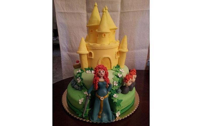 torta design Disney