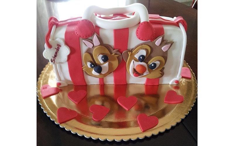 torta borsa Cip Ciop