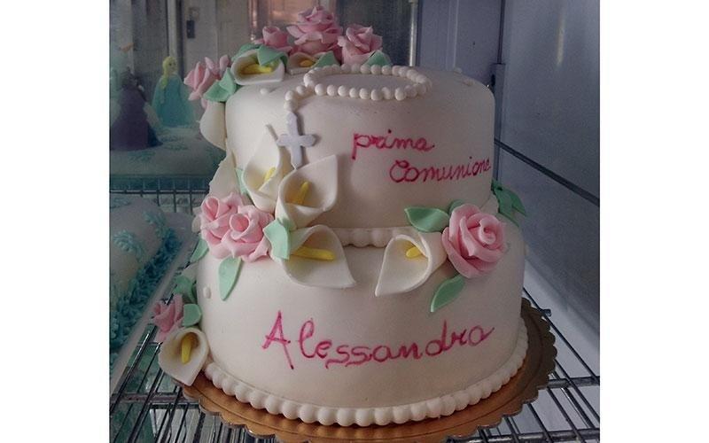 torte design prima comunione